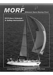 Results 2010 – Midwest Open Racing Fleet
